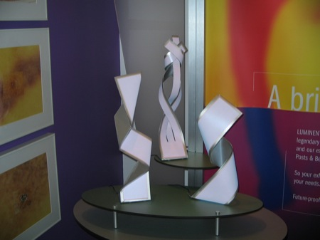 PaperLight, ExhibitQuest, Denver CO