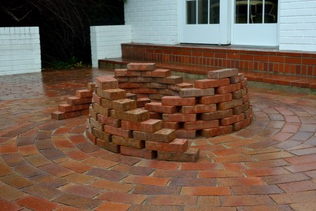 Patio Project / Firepit