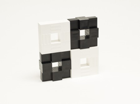 Boulding Blocks Four Cube Set